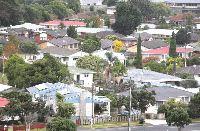 South Auckland skyrockets - pre-lockdown